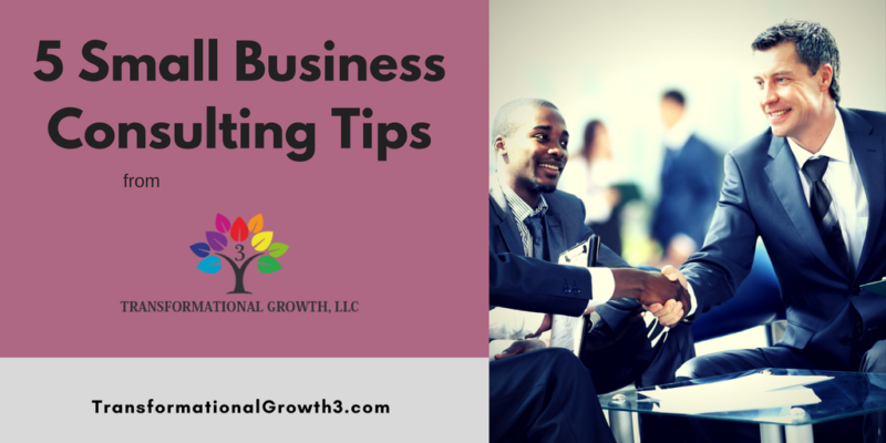 Small Business Consulting, Ontario California